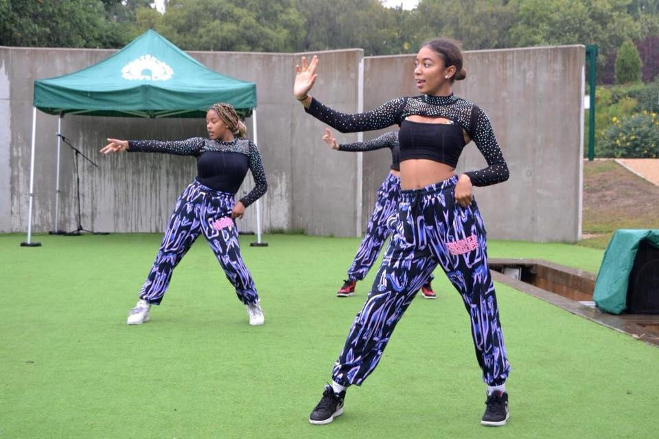 Performance at the 'B.O.A.T Unlocked' event
