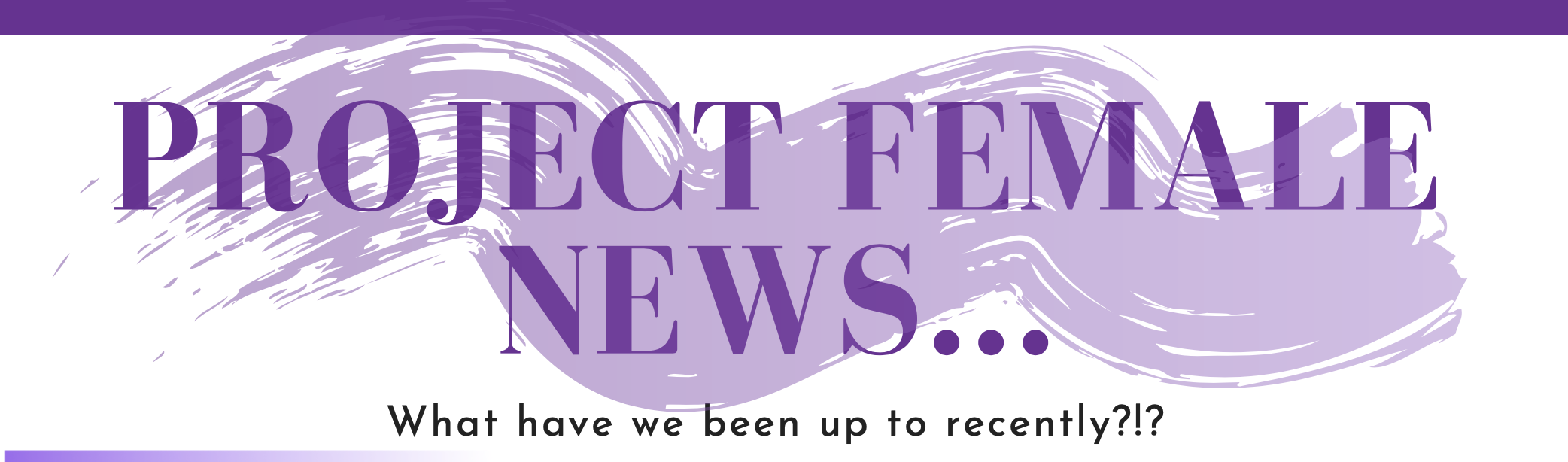 Click Here to see our Newsletters